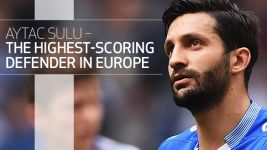 Darmstadt's Aytac Sulu: Europe's deadliest defender