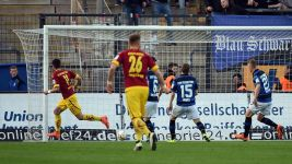Paderborn boost survival hopes with Frankfurt win