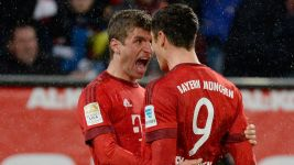 Top ten moments: Bayern's route to the title