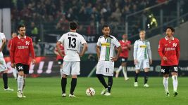 Stindl laments Gladbach loss at former club Hannover