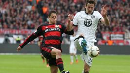 Chicharito injury concern for Leverkusen