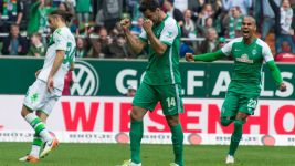 Werder Bremen delighted after crucial Wolfsburg win