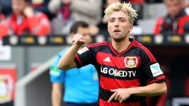 Leverkusen's Kampl: 'We all want Champions League football'