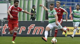 Fürth plunge Düsseldorf further into trouble