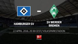 Top-flight survival at stake as Hamburg host Bremen in Nordderby