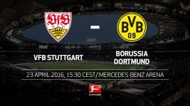 Struggling Stuttgart desperate for points against Dortmund