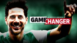 Bremen's game-changer: Claudio Pizarro