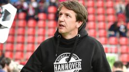 Stendel named permanent Hannover head coach