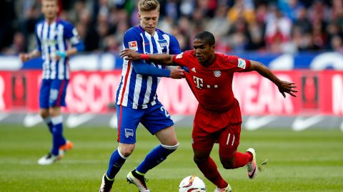 Previous Meeting: Hertha Berlin 0-2 Bayern