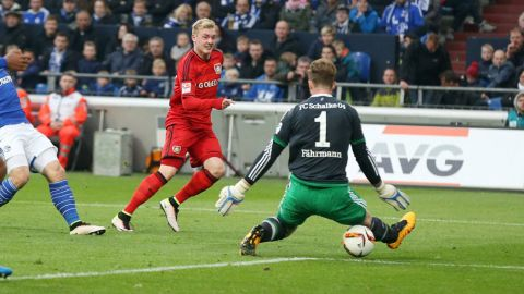 Previous meeting: Schalke 2-3 Leverkusen