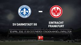Darmstadt eye safety against struggling rivals Frankfurt