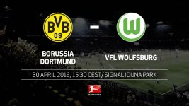 No distractions for Dortmund at home to Wolfsburg