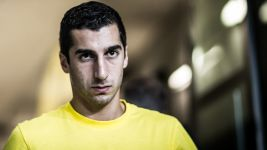Mkhitaryan living the dream at Dortmund