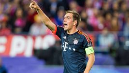 "Bayern captain Lahm: Atletico tie ""anything but over yet"""