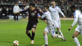 Eintracht united in relief at Darmstadt win