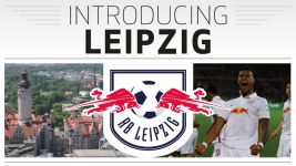Infographic: Introducing RB Leipzig