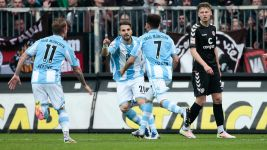 1860 Munich pick up crucial win at Pauli
