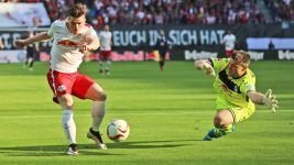 Leipzig promotion hopes in the balance after draw