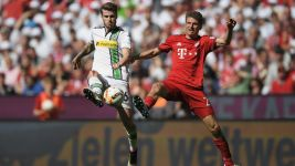 Bayern title celebrations on hold after Gladbach draw