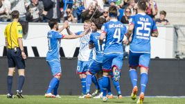Hoffenheim snatch crucial win at home to Ingolstadt
