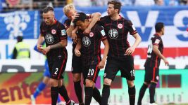 Hope for Frankfurt after derby comeback in Darmstadt