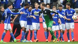 Schalke earn hard-fought win at Hannover