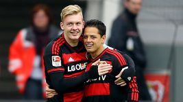 Bayer Leverkusen's unbeaten April
