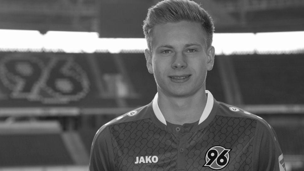 Niklas Feierabend Hannover 96