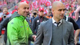 Guardiola leaves Schubert hanging