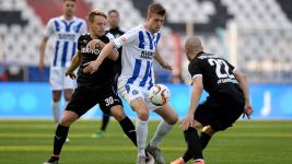 Karlsruhe sink Sandhausen in derby