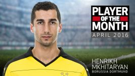 Player of the Month: April