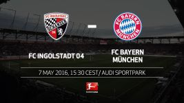 Bayern target title in Ingolstadt