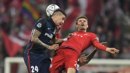 Bayern exit Champions League to Atletico Madrid on away goals