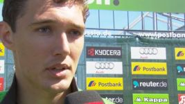 Christensen: 'We want Champions League football'