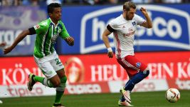Previous meeting: Hamburg 0-1 Wolfsburg