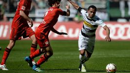 Champions League beckons as Gladbach down Leverkusen