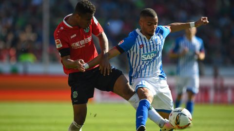 Previous meeting: Hannover 1-0 Hoffenheim