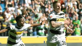 Borussia Mönchengladbach and Andre Hahn's perfect day