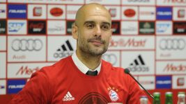 Guardiola: 'This one's for Jupp Heynckes'