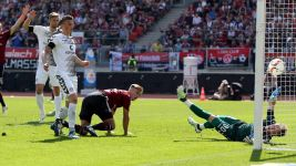 Nürnberg confirmed in third place after win over St. Pauli