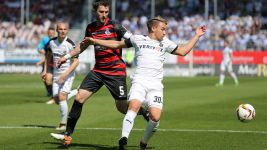 Duisburg still alive and kicking after Sandhausen draw