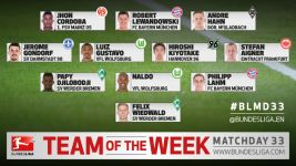 MD33 Team of the Week