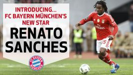 Infographic: Introducing Renato Sanches