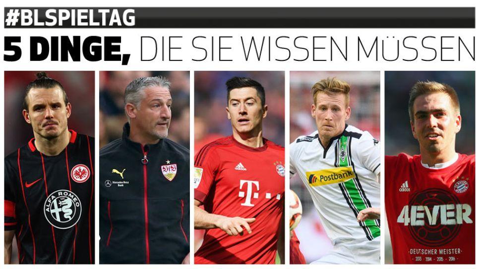 34 Spieltag Bundesliga