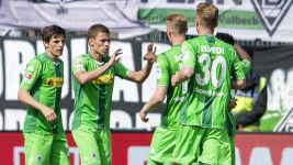 Gladbach seal fourth place with victory over Darmstadt