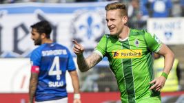 Gladbach's Hahn happy with victory over Darmstadt
