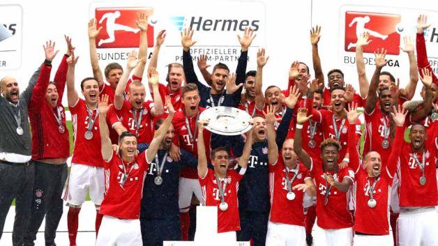 Bundesliga Bayern München