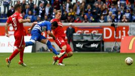 Duisburg down Leipzig to claim play-off place