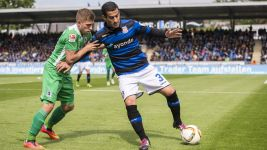 Win in vain as FSV Frankfurt go down