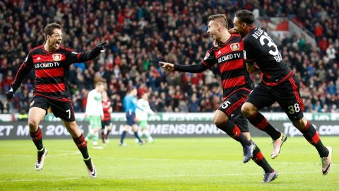 Leverkusen ready to challenge